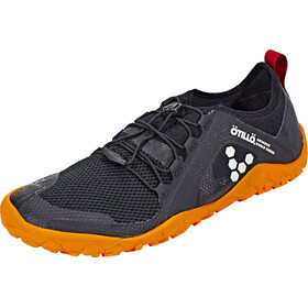 Vivobarefoot Primus Swimrun FG Mesh Shoes Men Black/Orange